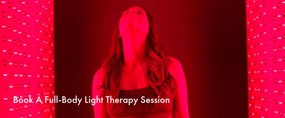 Wellness Program | Red Light Therapy | Walnut Creek