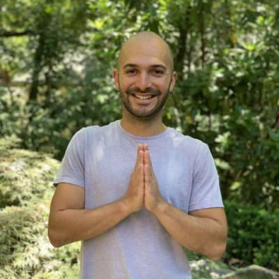 Able Romero Yoga instructor in Walnut Creek