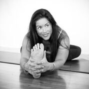 Michelle Deane Yoga Teacher Peak Performance Float
