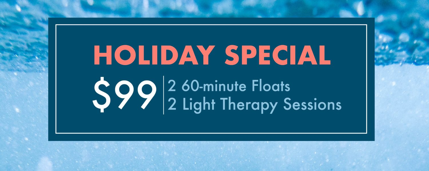 Holiday Float Special