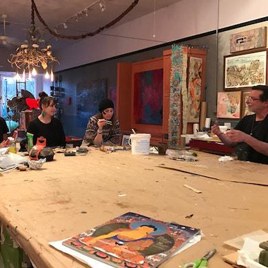 Artist workshop