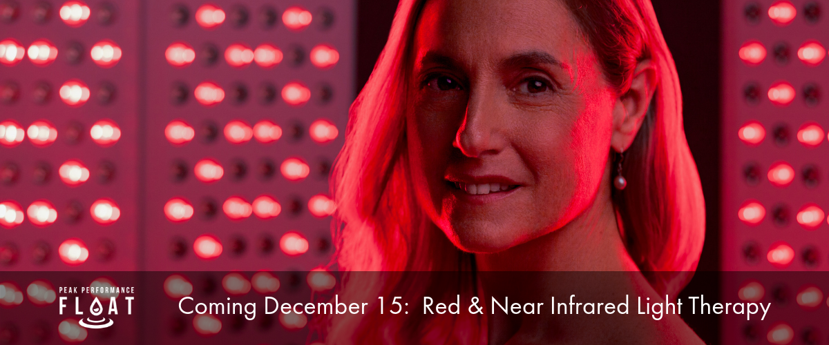 Red and Near Infared Light Therapy in Walnut Creek