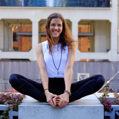 Yoga teacher walnut creek Alissa Lawrence