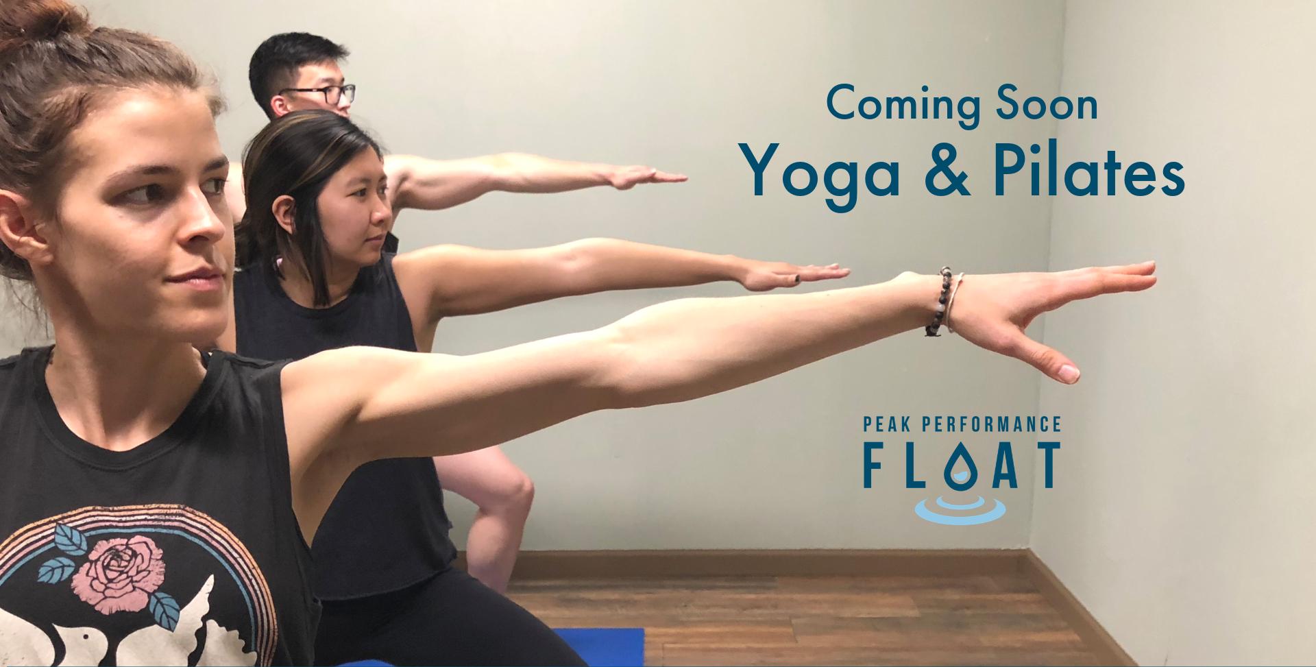 Yoga Walnut Creek Coming Soon