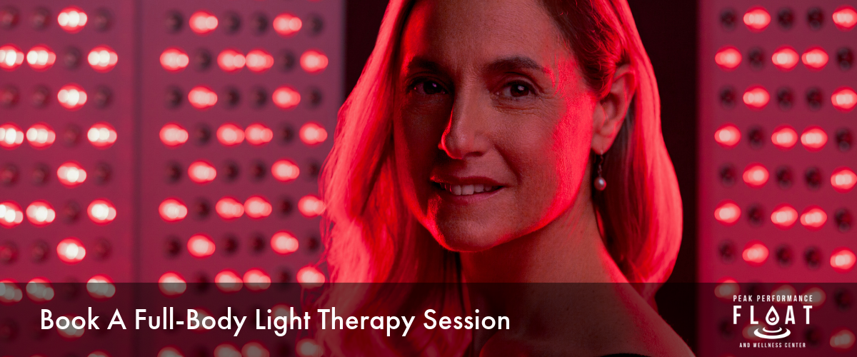 Full-Body Light Therapy in Walnut Creek