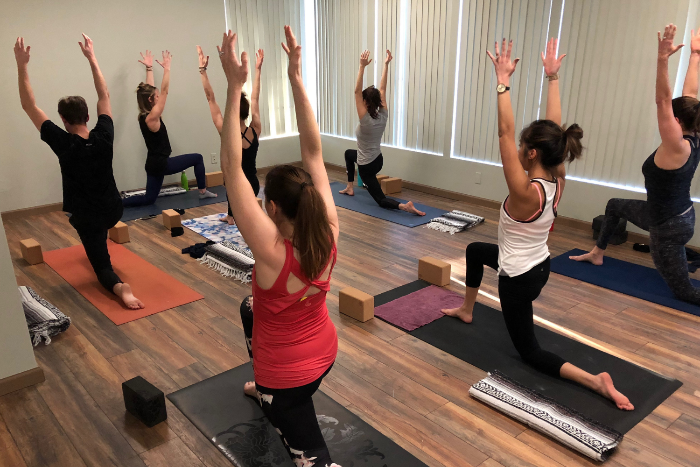 Yoga Studio | Walnut Creek | Peak Performance Float