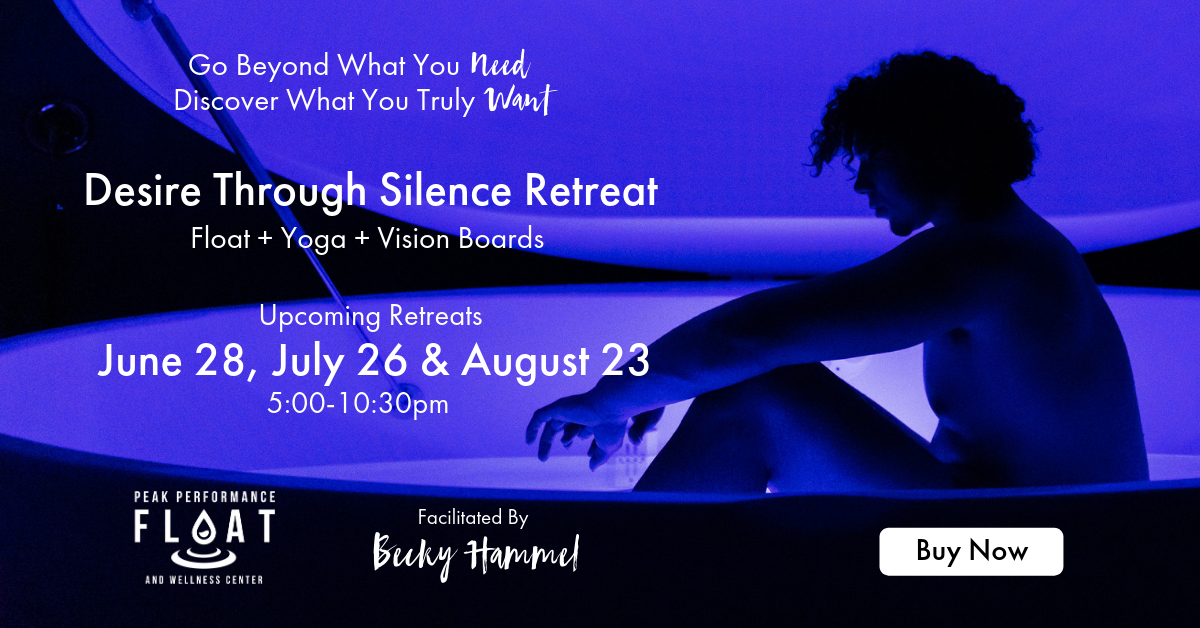 Retreat Center | Walnut Creek | Desire Through Silence