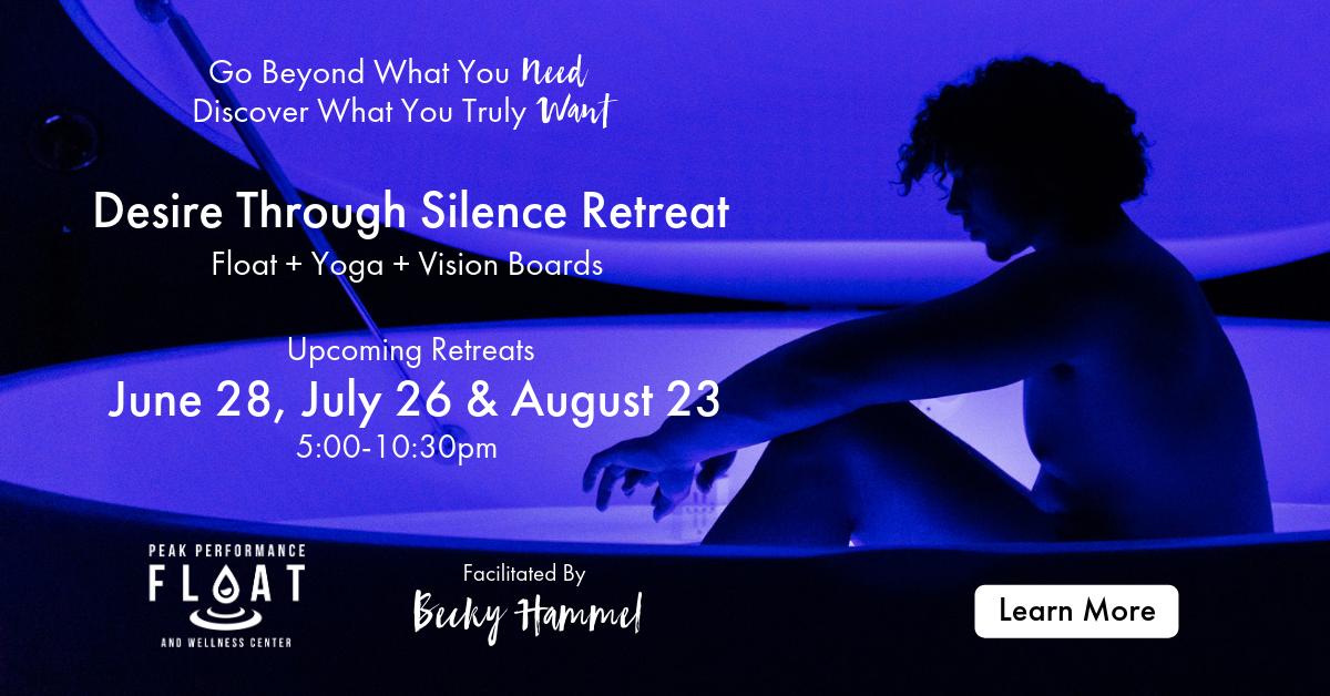 Retreat Center | Walnut Creek | Desire Through Silence