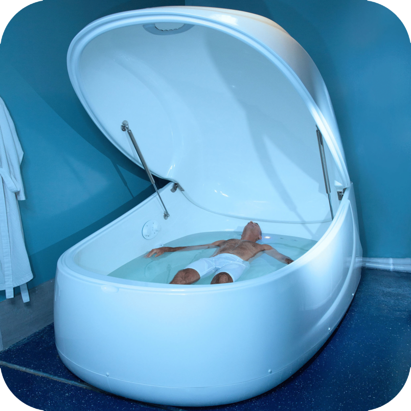 Float Pod in Walnut Creek