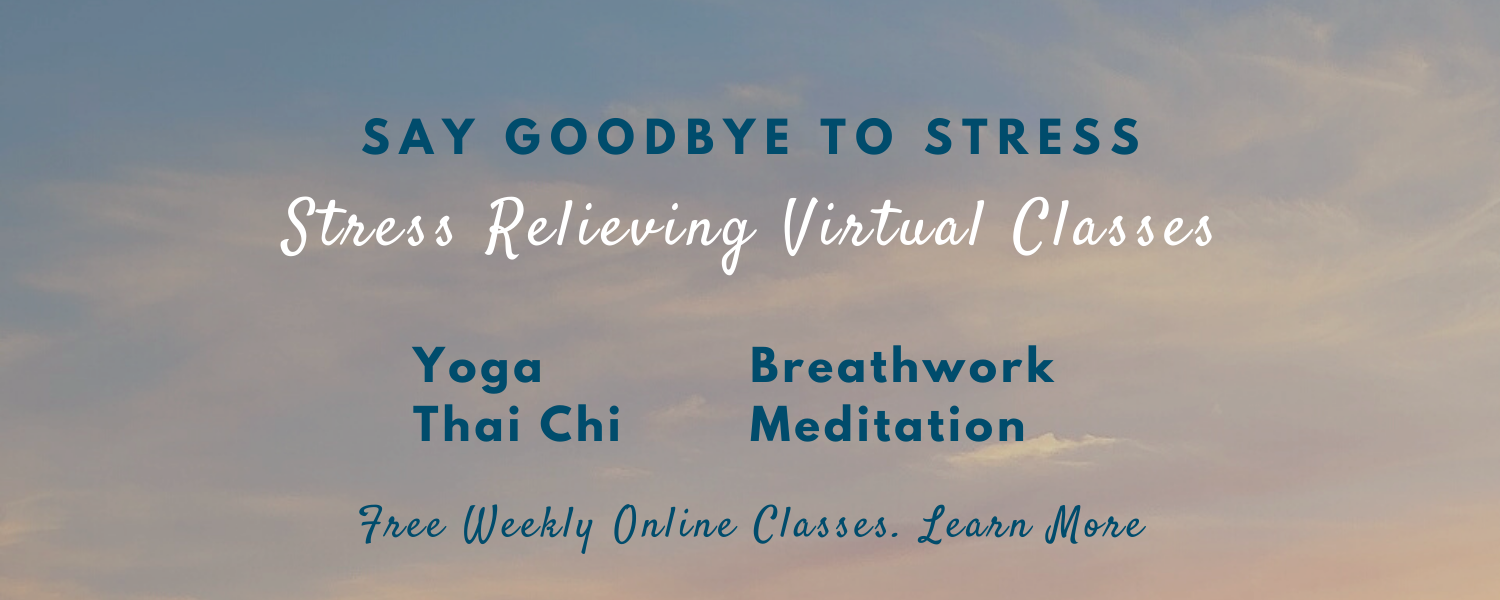 Free online classes for stress relief